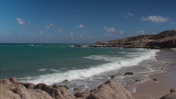 Thumbnail for Wild Beach Baja California Sur Mexico