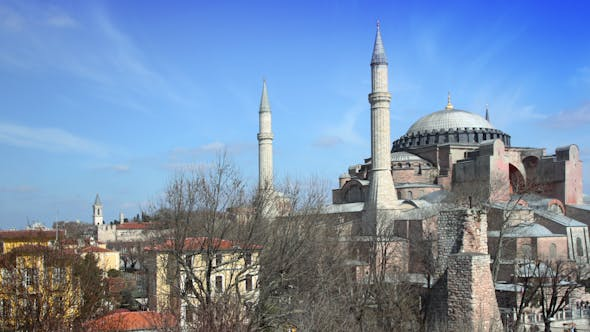 Thumbnail for Hagia Sofia Church Pan