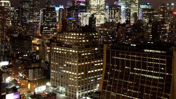 New York Skyline Manhattan