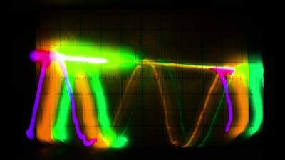 Oscilloscope Graphics