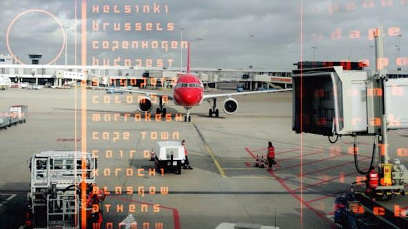 Thumbnail for Plane Arrival 08