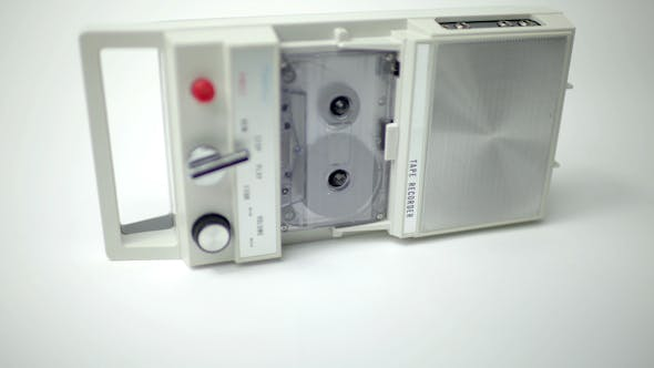 Thumbnail for Tonbandgerät Vintage Kassette