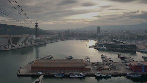Thumbnail for Barcelona Skyline