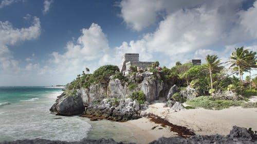 Mayan Ruins Mexico Tulum