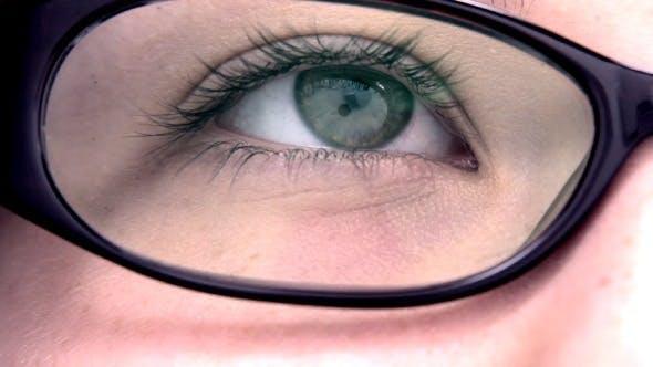 Thumbnail for Reading Eye Through the Glasses