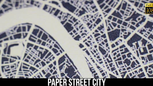 Cover Image for Paper Street City