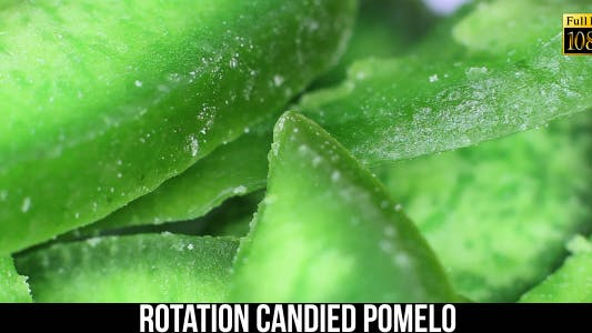 Cover Image for Candied Pomelo 3