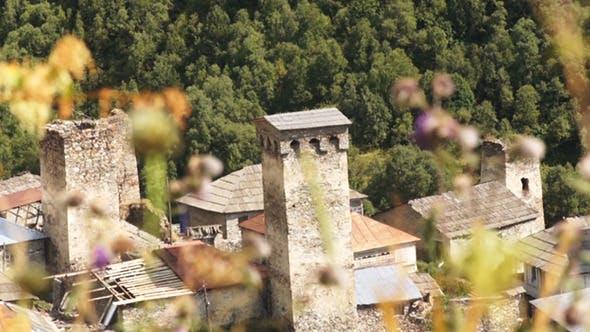 Thumbnail for Georgian National Towers In Svaneti