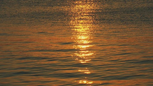 Thumbnail for Sunlight Reflection on the Sea Water 2