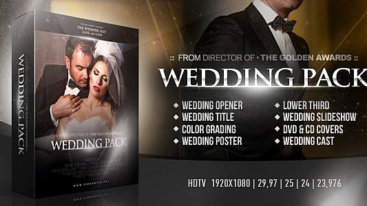 Thumbnail for Wedding Pack Two