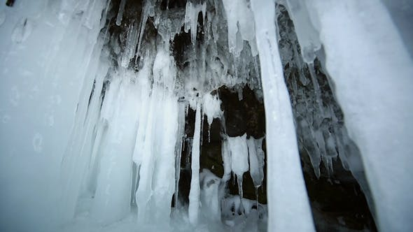 Thumbnail for Panorama of Hanging Icicle 5