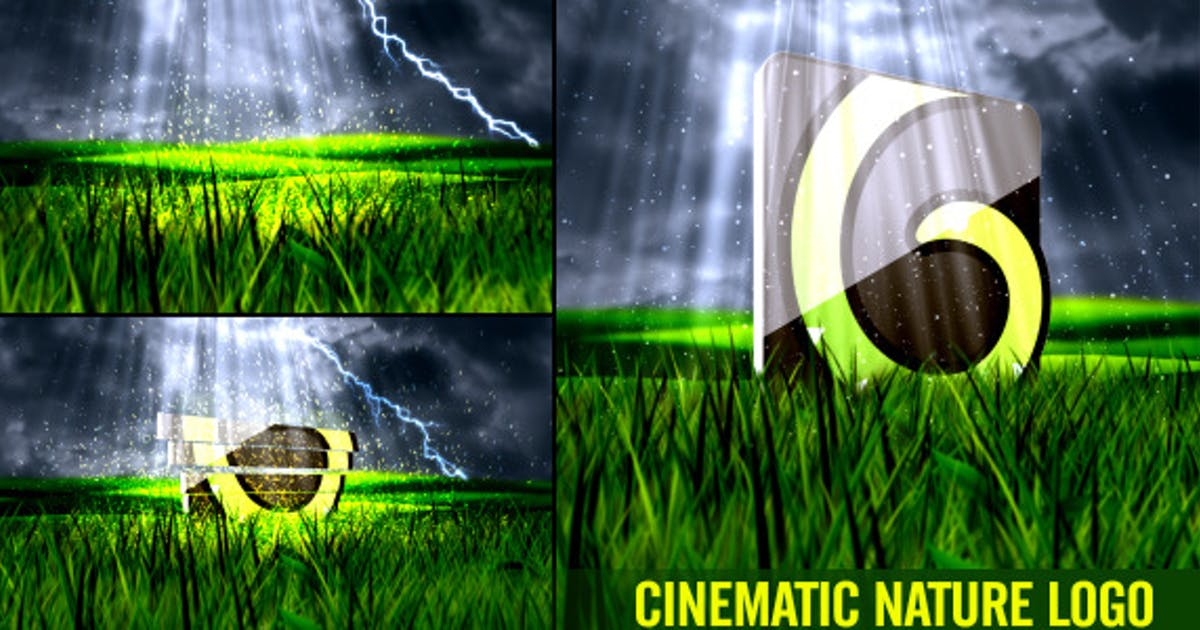 Download Nature Logo-Cinematic by StrokeVorkz