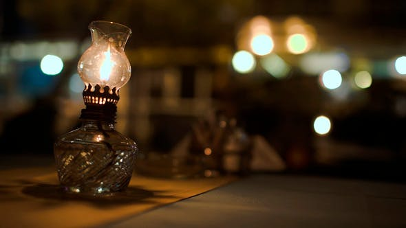 Thumbnail for Lantern And Oil Lamp