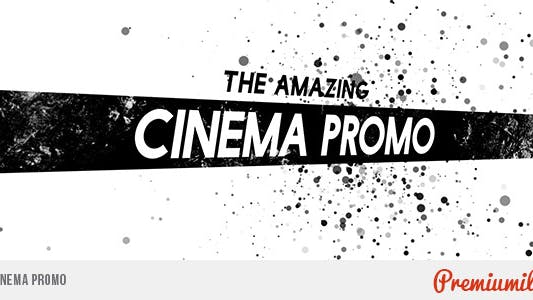 Cover Image for Cinema Promo