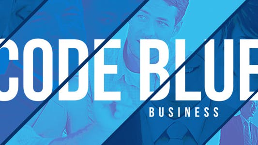 Thumbnail for Code Blue Business
