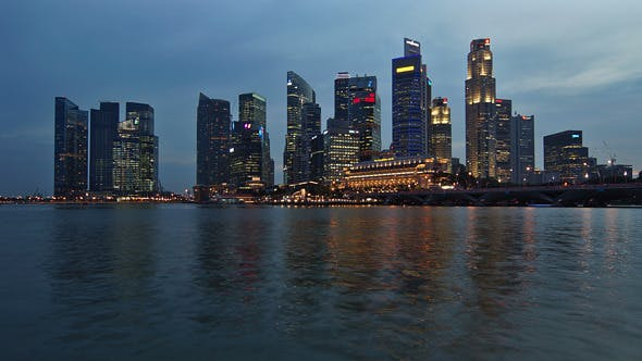 Thumbnail for Singapore Skyline