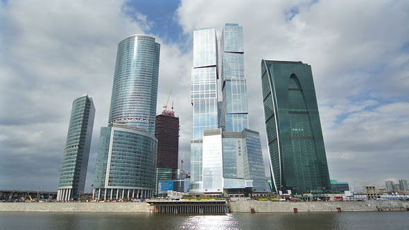 Cover Image for Moscow Business City