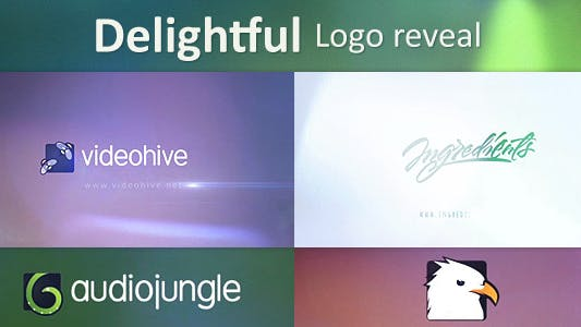 Thumbnail for Delightful Logo Reveal