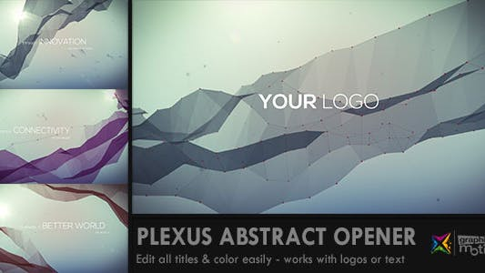 Cover Image for Plexus Abstract Opener