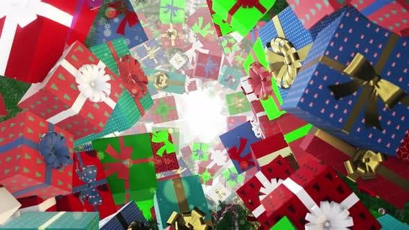 Thumbnail for Christmas Gift Box 07 HD