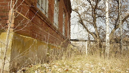 Thumbnail for Abandoned Red Brick Building 18