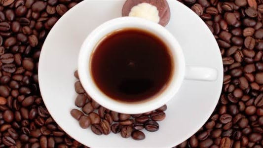 Thumbnail for Rotating Coffee Beans 12