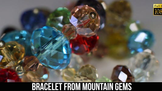 Cover Image for Bracelet From Mountain Gems
