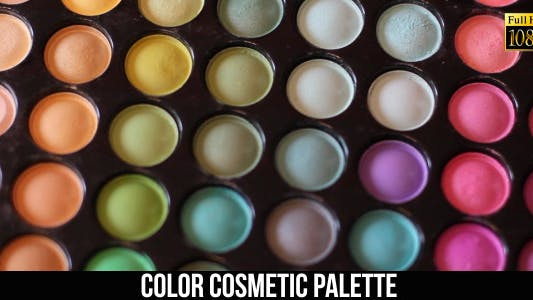 Thumbnail for Color Cosmetic Palette