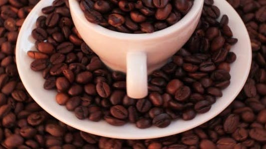 Thumbnail for Rotating Coffee Beans 2