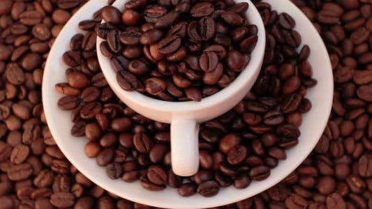Thumbnail for Rotating Coffee Beans 4