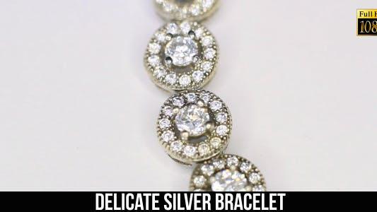 Thumbnail for Delicate Silver Bracelet 2