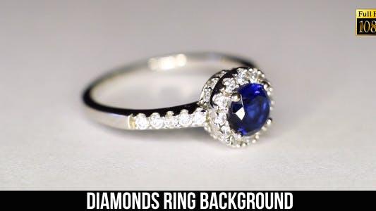 Thumbnail for Diamonds Ring Background