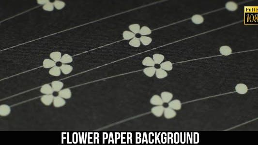 Thumbnail for Flower Paper Background 13