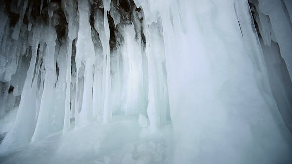 Thumbnail for Panorama of Hanging Icicle 7