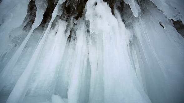 Thumbnail for Panorama of Hanging Icicle 8