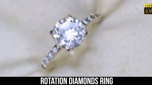 Thumbnail for Rotation Diamonds Ring 2