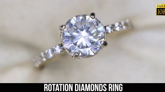 Cover Image for Rotation Diamonds Ring 3