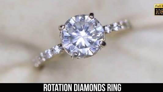 Thumbnail for Rotation Diamonds Ring 3