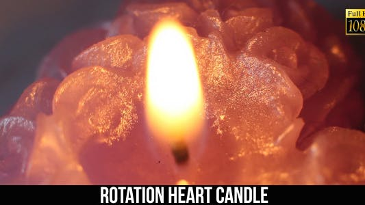 Thumbnail for Rotation Heart Candle 2