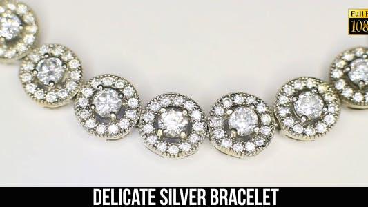 Cover Image for Delicate Silver Bracelet