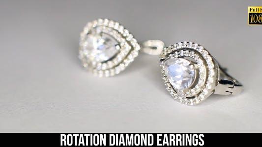 Thumbnail for Diamond Earrings