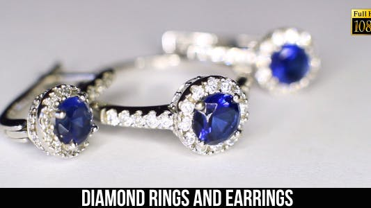 Thumbnail for Diamond Rings And Earrings
