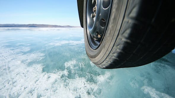 Thumbnail for Drive the Car Across the Frozen Lake Baikal 2
