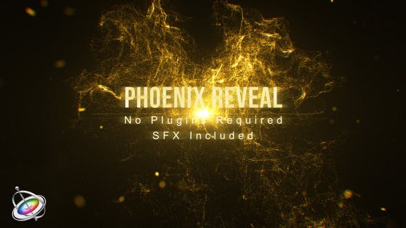 Thumbnail for Phoenix Reveal - Apple Motion