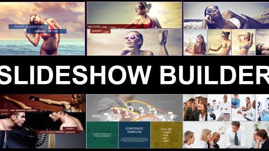 Thumbnail for Slideshow Builder