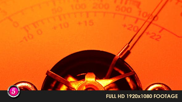 Thumbnail for Electric Voltage Meter 263