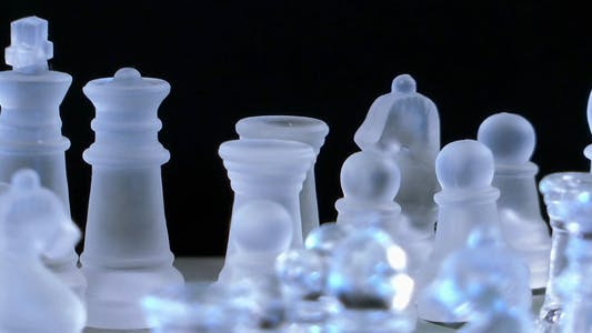Thumbnail for Chess Game From Glass 2