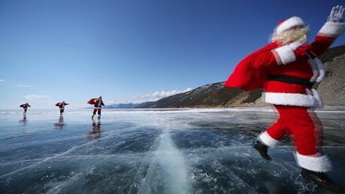 Travel Santa on Lake Baikal 2