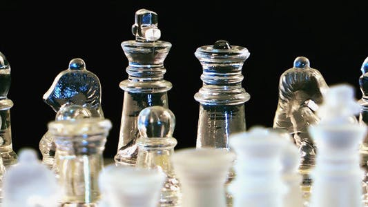 Thumbnail for Chess Game From Glass 5