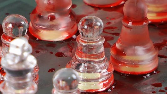 Thumbnail for Bloody Chess Game From Glass 5